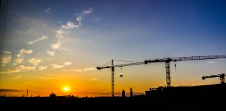 built environment sector deal, negotiations, government
