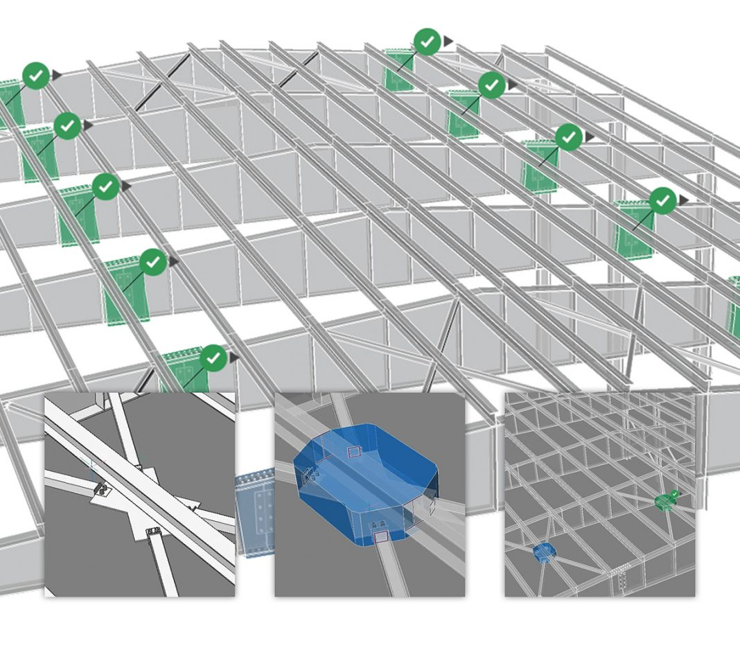 building model, building information, BIM, Bricsys,