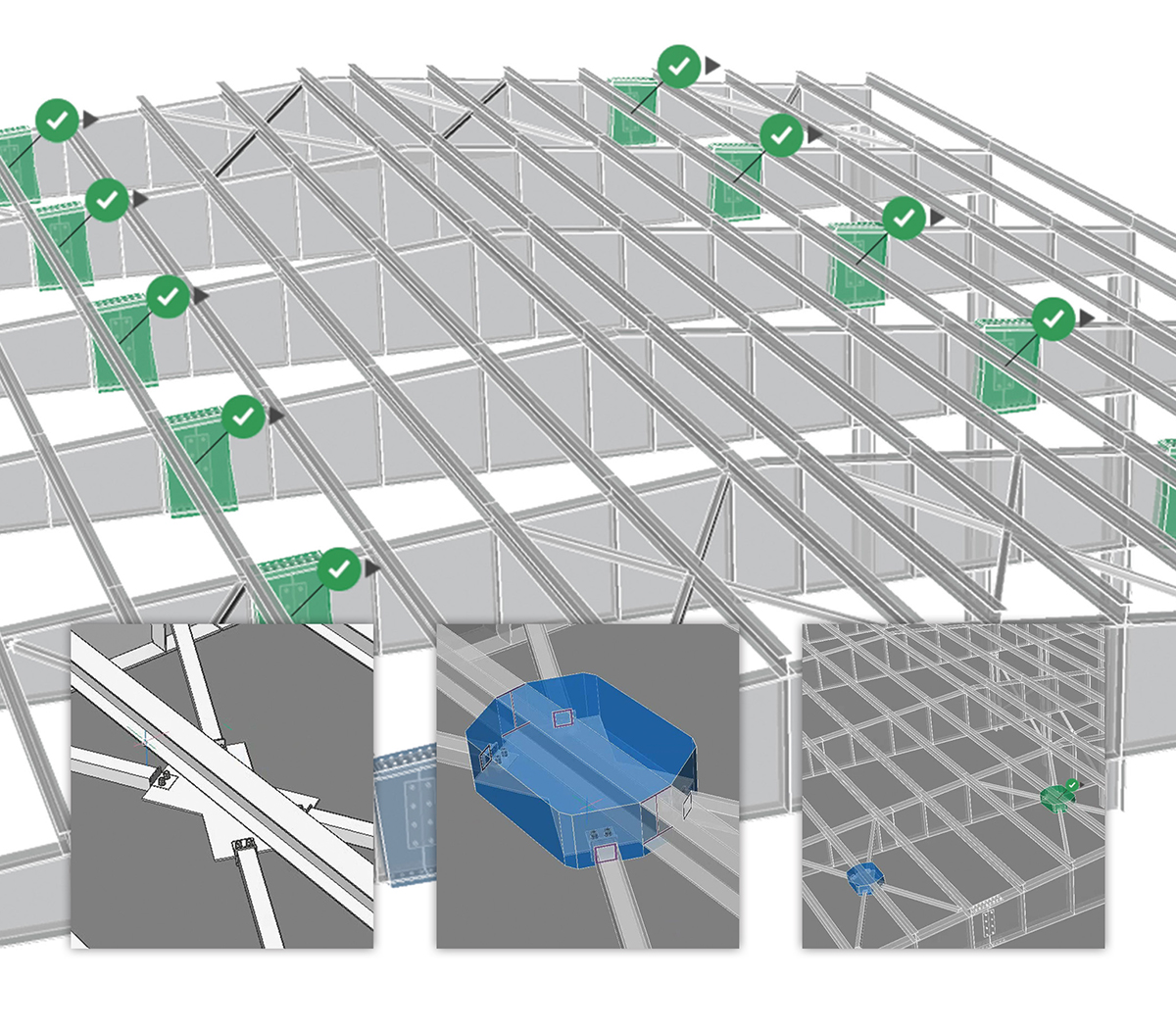 Adding information to a BIM is hard    Bricsys makes it easy