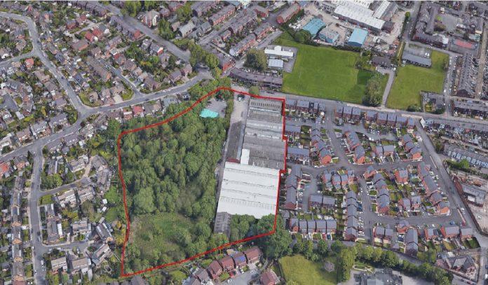 residential scheme, Bury, planning,