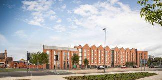 modular construction, Caledonian, student accommodation,