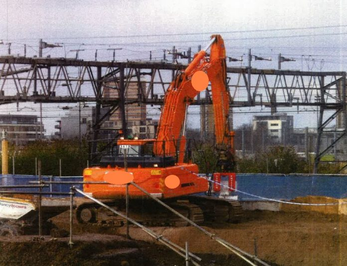 Construction company, health and safety,