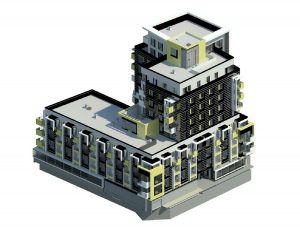 One Smithfield Square, benefits of BIM,