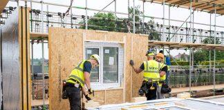 Offsite construction, Stewart Milne,