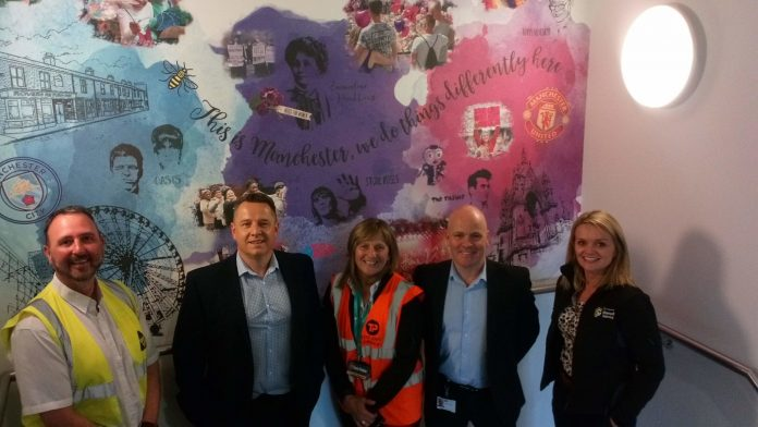 Travis Perkins Managed Services, One Manchester,