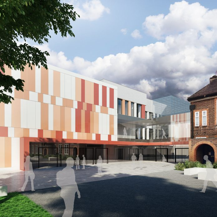 regeneration project, astudio, The Kingston Academy