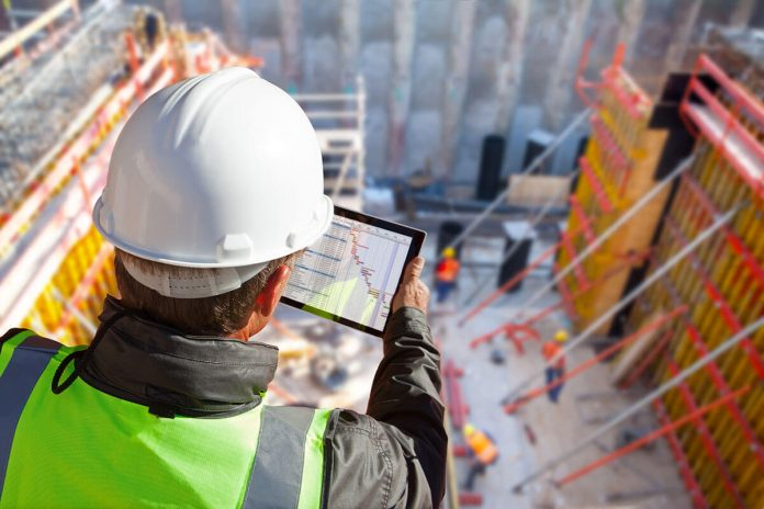 Internet of Things, construction site,