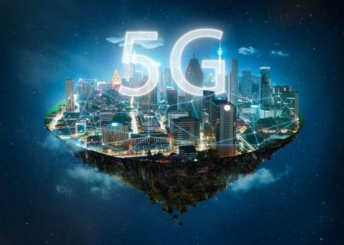 5G, construction worksites, Oracle Construction & Engineering