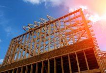 Timber frame, construction, TRADA