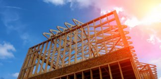 Timber frame, construction, TRADA