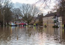 flood defence,