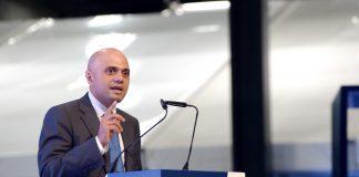 infrastructure revolution, Sajid Javid,