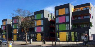 modular housing,