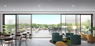 prime redevelopment, Mace, HSBC, fit-out,