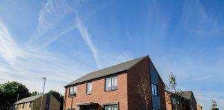 geothermal housing, Collingham Brook, Gusto homes,