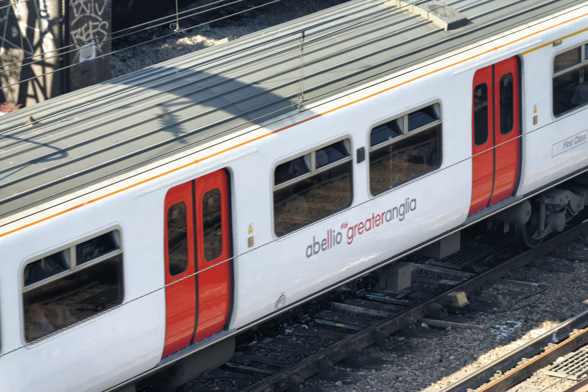Digital twin technology to improve punctuality of Greater Anglia trains