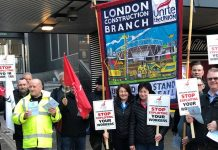 emergency motion, unions, HS2,