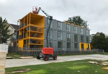 modular apartments, Integra Buildings,