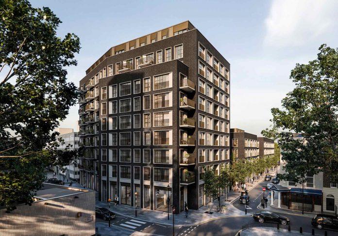 residential development, McLaren,