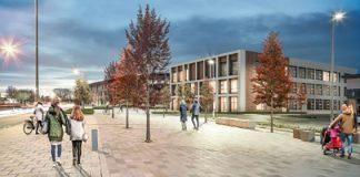 Morrison Construction, Planning permission