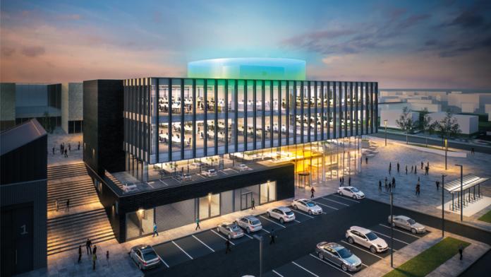 HALO development, Morrison Construction,