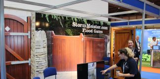 Birmingham Flood Expo, StormMeister, flood protection,