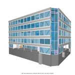 large construction projects, Flexible Office Building, Itten+Brechbühl AG,