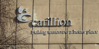 collapse of Carillion,