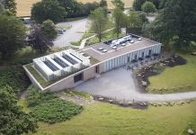 The Weston, RIBA Yorkshire Awards, Bretton Hall