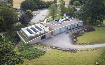 The Weston, RIBA Yorkshire Awards, Bretton Hall