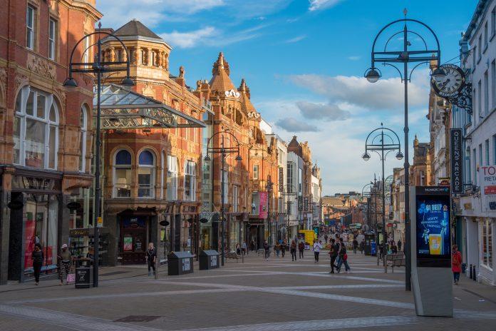 New Briggate, Leeds City Council, Historic england,