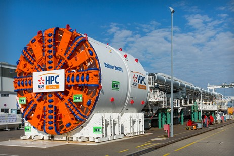 Hinkley Point C, Tunnelling, Balfour Beatty