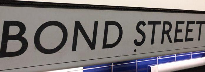 Bond Street, four workers, Unite