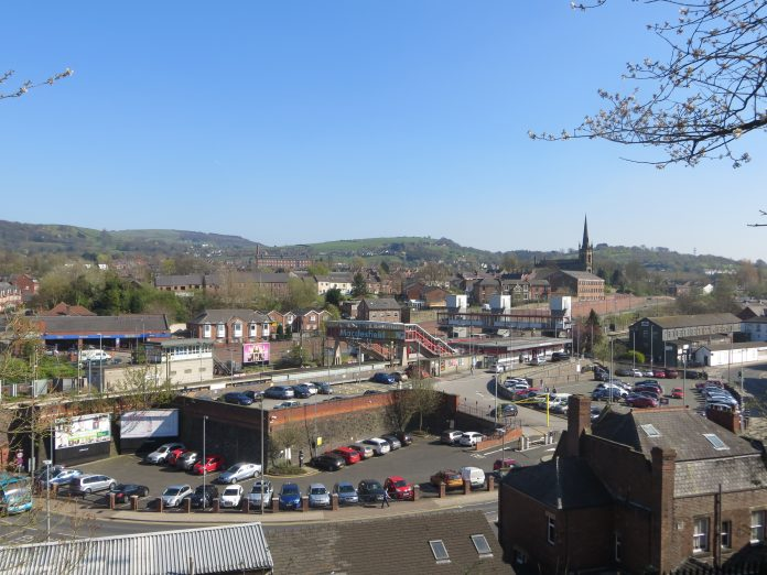regeneration framework, Macclesfield, Cheshire east council