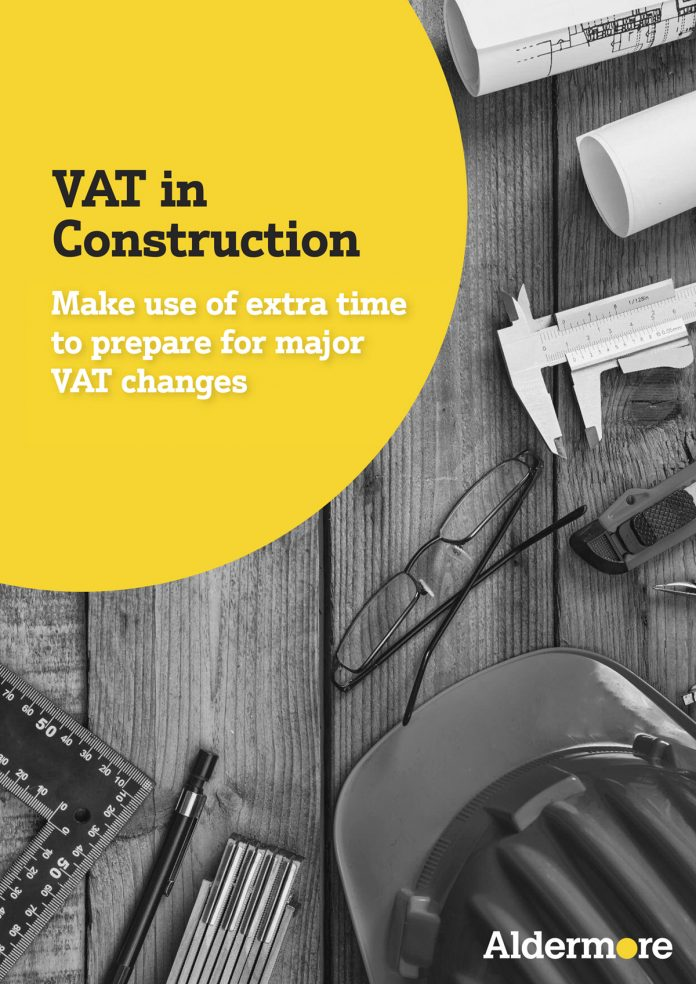 VAT in construction