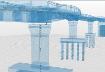 Allplan Bridge 2020, parametric model,