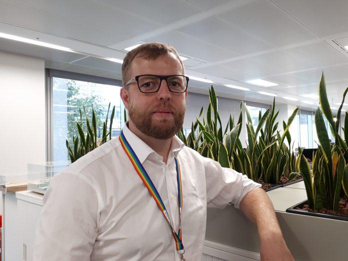 Andrew Krebs, Ramboll, digital strategy lead