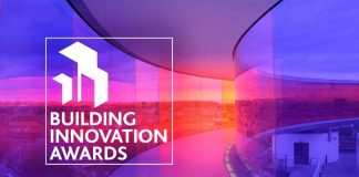 Most Innovative Supplier, Building Innovation Awards,
