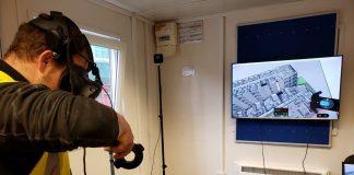 Cornbrook, virtual reality,