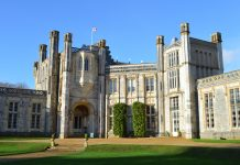Secondary glazing, Selectaglaze, Highcliffe Castle