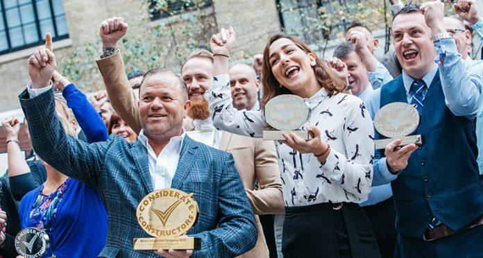 considerate constructors scheme awards
