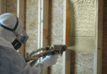 spray foam insulation,
