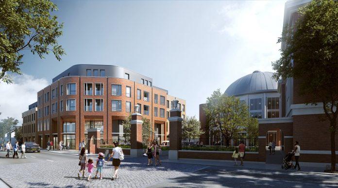 Regeneration scheme, Manor Street, Manor Street