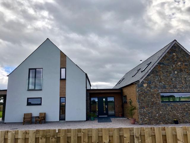 scotframe, cairnrowan custom homes, self-build,