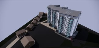 New council homes,