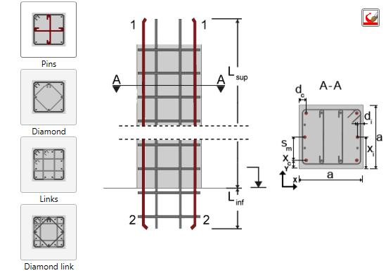 Revit rectangular columns