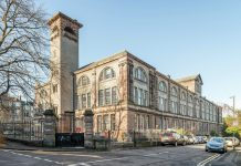 Boroughmuir restoration, CALA homes