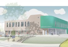 interserve construction, Walsall Manor Hospital, redevelopment programme,