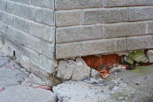 Ground stabilisation, renovation project,