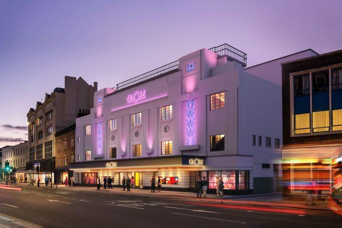 Grade II listed Art Deco theatre,